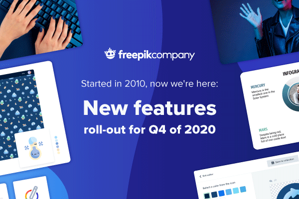 Started in 201, now we're here: New features roll-out for Q4 of 2020