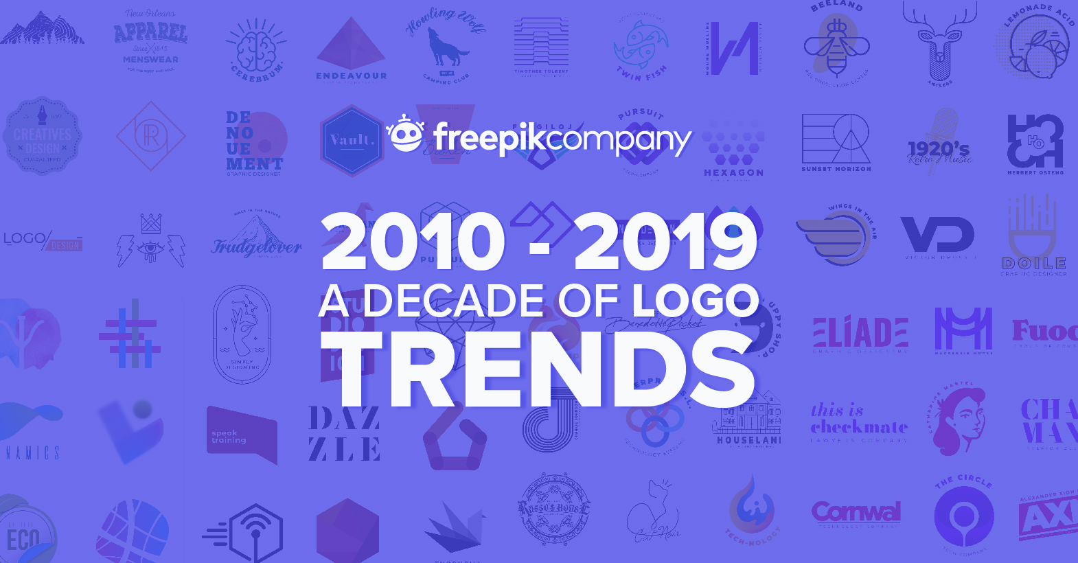 How Logo Trends Have Changed Over this Decade