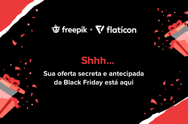 Sua oferta secreta e antecipada da Black Friday está aqui