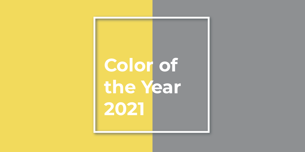 Welcome Pantone Color(s) of the Year 2021